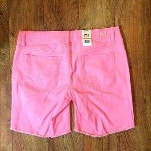 Ashley low rise shorts